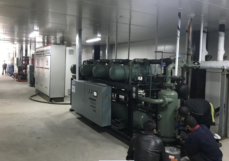 气调库制冷设备