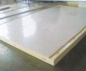 聚氨酯夹芯隔热板